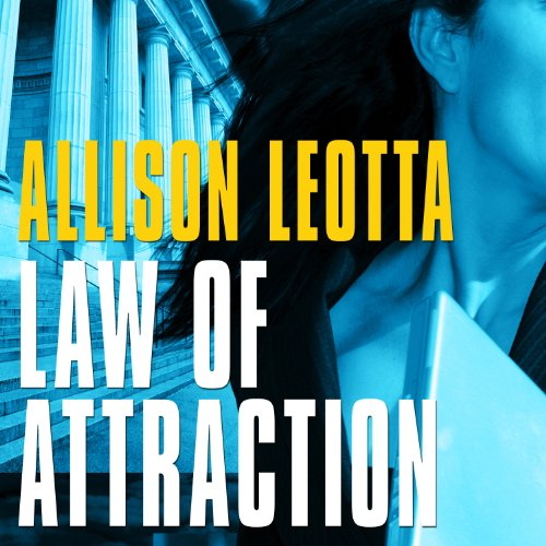 Law of Attraction audiobook cover art