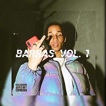 Barras, Vol. 1 (feat. Jusoan)