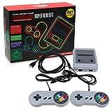 SKAL TV Spielekonsolen Retro Classic Mini, Spielkonsole Built-in Klassische Spiele, HDMI TV Output...