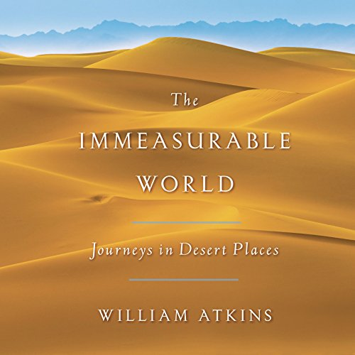 The Immeasurable World audiobook cover art
