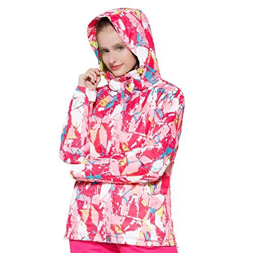 GTRR Autunno E Inverno Abbigliamento da Sci Outdoor Uomo E Donna Nuovo Abbigliamento da Sci Abbigliamento da Sci Idrorepellente E Caldo,XXXXL