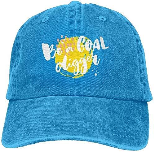 MIOMIOK Adult Denim Baseball Cap Pineapple Adjustable