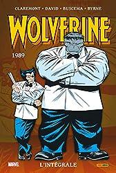 Wolverine - L'intégrale 1989 (T02 Nouvelle édition) de John Buscema
