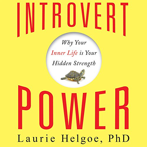 Introvert Power audiobook cover art