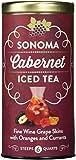 The Republic of Tea Sonoma Iced Tea Pouches (Sonoma Cabernet Iced Tea, 6 Pouches)