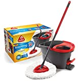 148473 - Easy Wring Spin Mop and Bucket - Easy Wring Spin Mop and Bucket, Vileda Professional - Case of 1