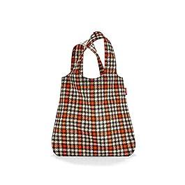 reisenthel mini maxi shopper glencheck red Cabas de fitness 60 Centimeters 15 Multicolore (Glencheck Red)