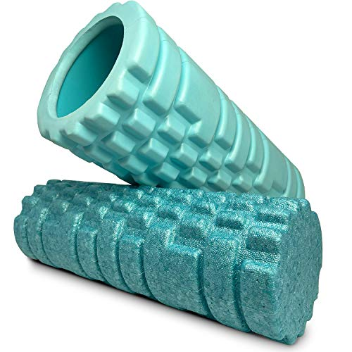 Gimme 10 Removable Core Roller Set for Deep Tissue Massager for Muscle and Myofascial Trigger Point Release
