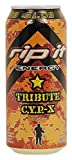 Rip It Tribute C.Y.P.-X Energy Drink, 16 oz (24 Cans)