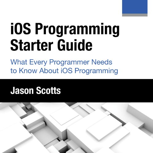iOS Programming: Starter Guide cover art