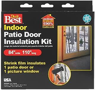Thermwell V76HDB Indoor Patio Door Insulation Kit