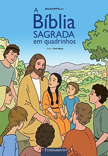 A Bíblia Sagrada Em Quadrinhos