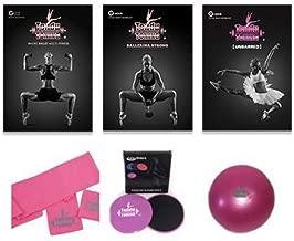 Speck Fitness Tendu Toning DVDs and Equipment Combo kit