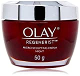 Olay Regenerist Micro Sculpting Cream Night Advanced Anti-Ageing Moisturiser 50g