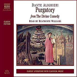 Purgatory from The Divine Comedy                   Written by:                                                                                                                                 Dante Alighieri                               Narrated by:                                                                                                                                 Heathcote Williams                      Length: 3 hrs and 57 mins     Not rated yet     Overall 0.0