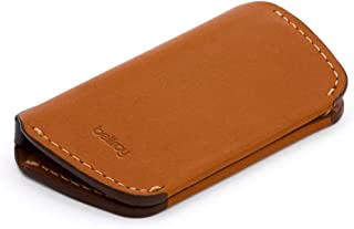 Bellroy Leather Key Cover Second Edition (Max. 4 Keys) - Caramel