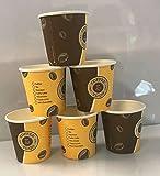 Ol-Gastro-Bedarf 1000 Coffee to go Becher Espresso 0,1l Coffee Espressobecher 100ml Kaffee