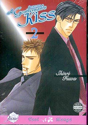 A Gentleman's Kiss Volume 2 (Yaoi)