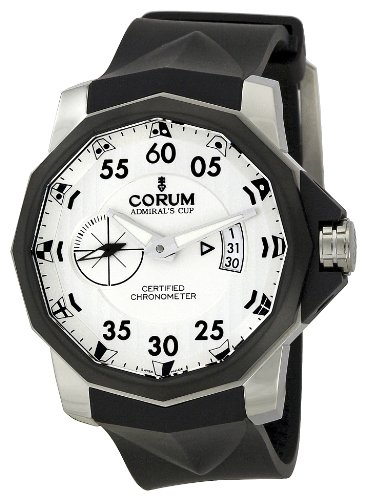 Corum 947.951.94/0371 AK14 - Reloj para Hombres, Correa de Goma