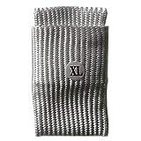 freneci Guantes de dedo de soldadura TIG de fibra de vidrio profesional punta de soldadura resistente al calor dedos de soldadura protector del equipo escudo
