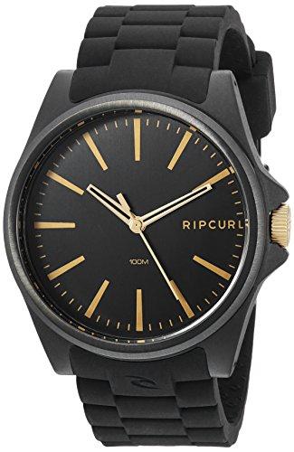 Rip Curl–Orologio sportivo in silicone e plastica da uomo, colore:...
