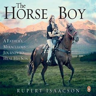 The Horse Boy cover art