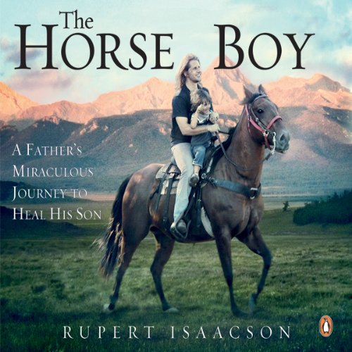 The Horse Boy audiobook cover art
