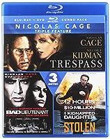 Nicolas Cage Triple Feature [Blu-ray]
