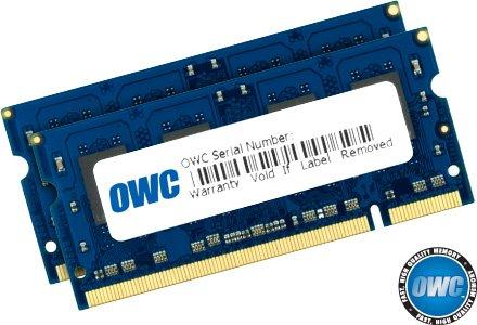 OWC OWC5300DDR2S4GP Speichermodul 4 GB DDR2 667 MHz - Speichermodule (4 GB, 2 x 2 GB, DDR2, 667 MHz, 200-pin SO-DIMM)