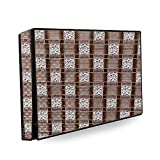Dream King 2 Layer dust Proof Smart LED LCD TV Cover for 50