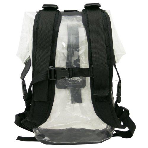 Watershed Big Creek Waterproof Backpack (Clear)