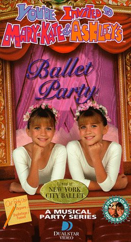 Price comparison product image You're Invited to Mary-Kate & Ashley's Ballet Party [VHS]