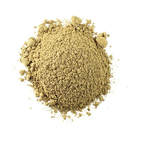 ustIngredients Essential Poudre de feuilles de framboisier (Raspberry Leaf Powder) 250g - Lot de 2