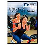 Cathe Friedrich LITE Strong Body Stacked Sets: Lower Body Workout DVD...