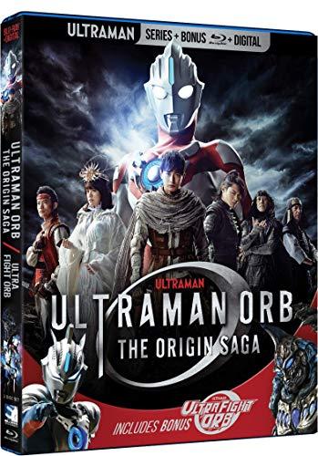 Ultraman Orb: Origin Saga and Ultra Fight Orb [Blu-ray]