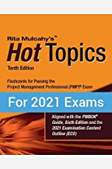 Hot Topics PMP® Exam Flashcards - Tenth Edition - Flashcards Spiral-bound