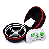 DW1 Mini Quadcopter Drone for kids, 3D flip UFO Design Headless Mode Mini Drone toy, RC Quadcopter with...