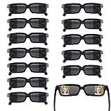 Herefun Espejo Retrovisor, Gafas Sol Espejo Retrovisor Espía, Gafas Espía, Gafas Espía de Visión Trasera, Gafas de...