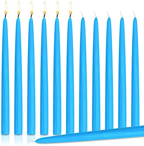Our #6 Pick is the Higlow White Long Household Dripless Taper Candles