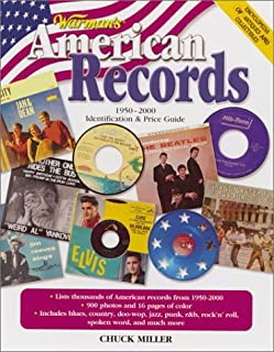 Warman's American Records, 1950-2000: Identification & Price Guide (Encyclopedia of Antiques and Collectibles)