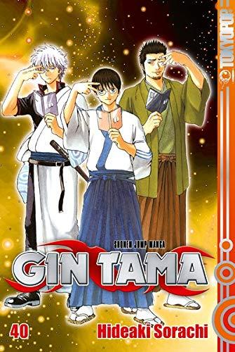 Gin Tama 40: Diese Welt ist voller Liebe