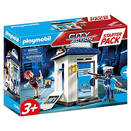 PLAYMOBIL City Action Starter Pack Polizei