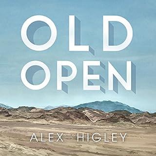Old Open audiobook cover art