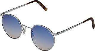Randolph P3 Infinity Sunglasses Matte Chrome/Skull/Oasis Metalllic 49mm