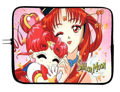 Brand3 Anime Sailor Moon Laptop Sleeve Bag Notebook Case 13 13.3' Anime Laptop Bag Laptop/Tablet Water Repellent Neoprene Cushioned Case