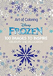 Disney Frozen Coloring Book For Adults