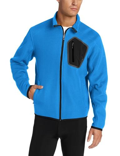 Spyder Paramount Softshell-Jacke für Herren M Collegiat/Schwarz