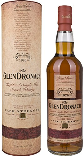 Glendronach Cask Strength Batch 2 Speyside 0,7 Liter