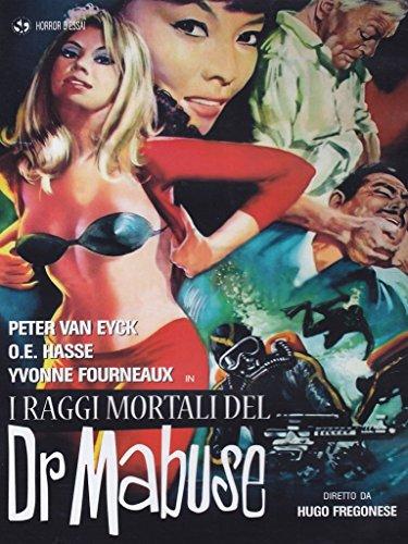 I raggi mortali del dr. Mabuse (IT Import)