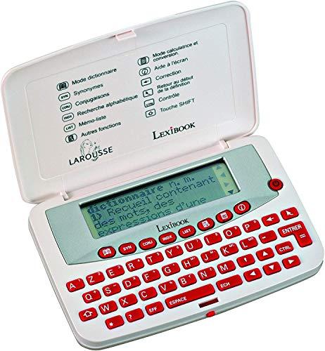 Lexibook D800FR, dizionario elettronico [Lingua francese]